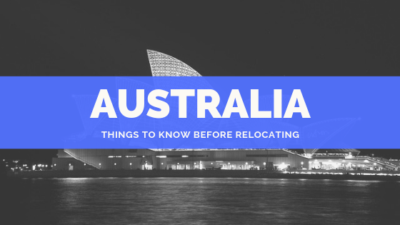 things to Know Before Moving to Australia
