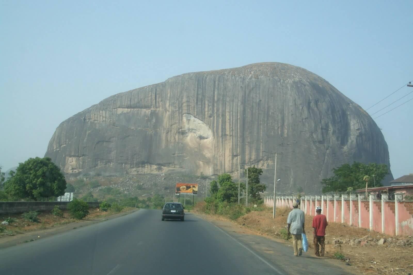 Aso Rock Abuja