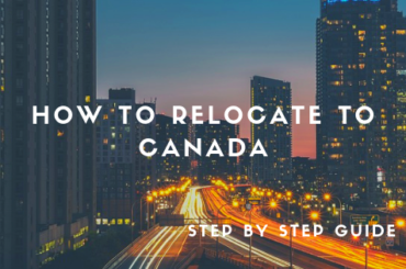 how to relocate to canada