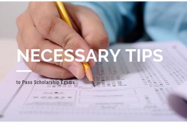 tips to pass scholarship exams