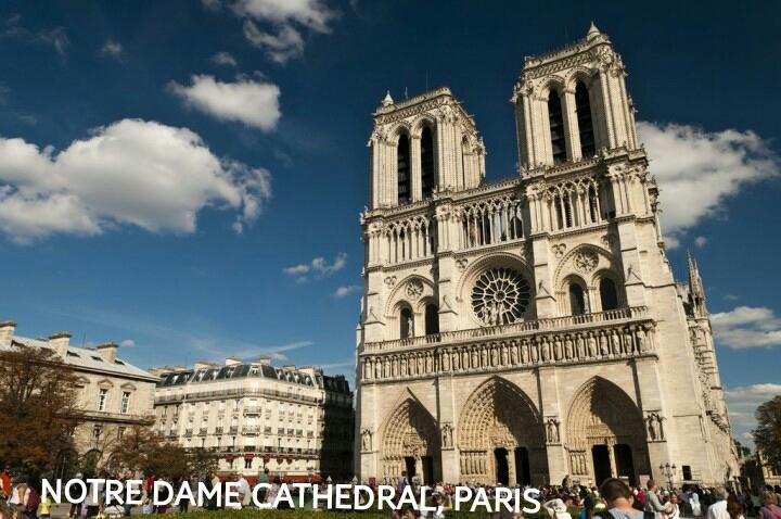 tourist centers to visit in Paris