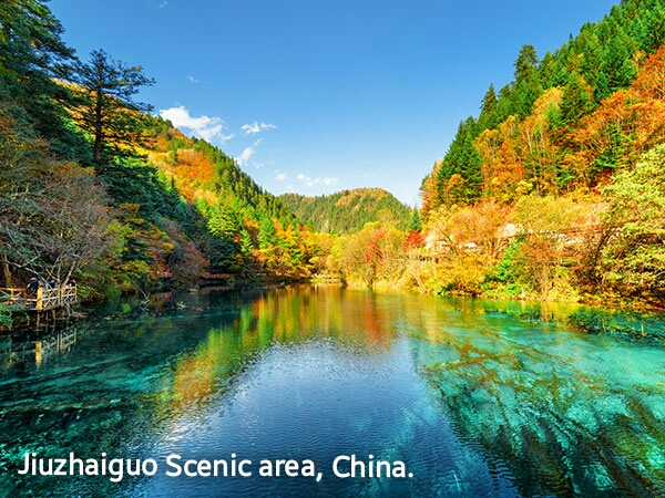 Most Memorable Places in China