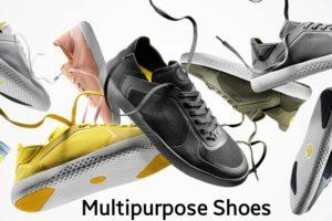multipurpose shoes
