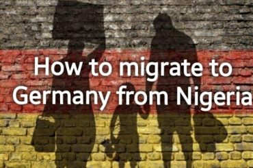 how to migrate to germany from Nigeria