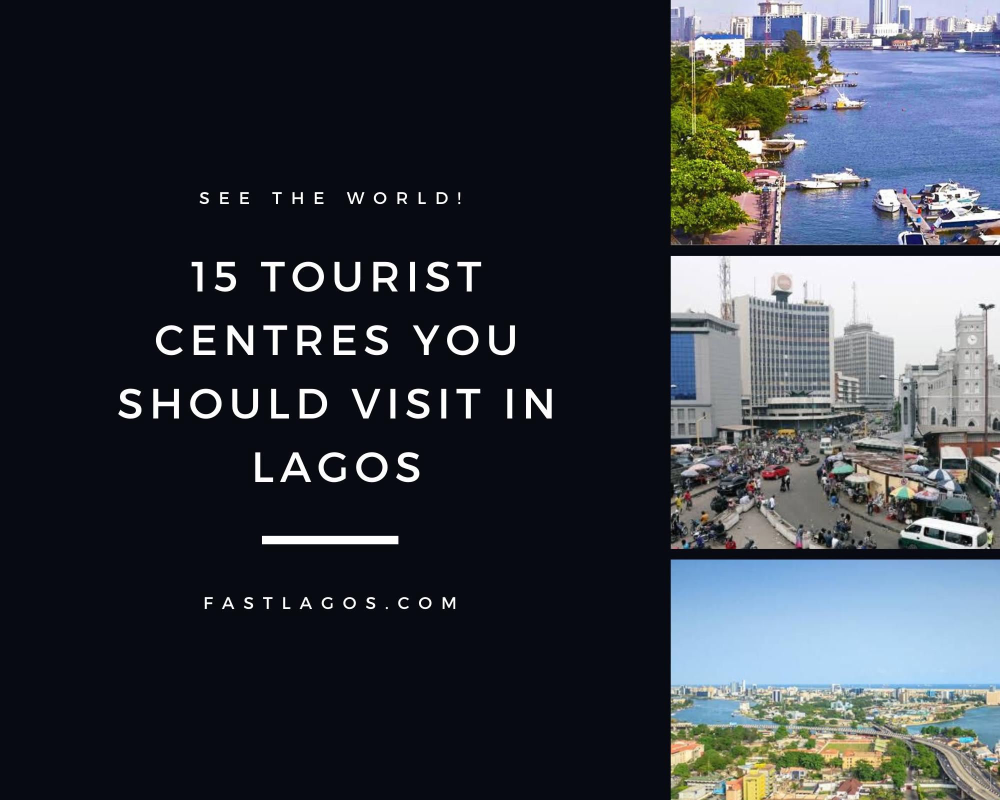 tourist centres in Lagos