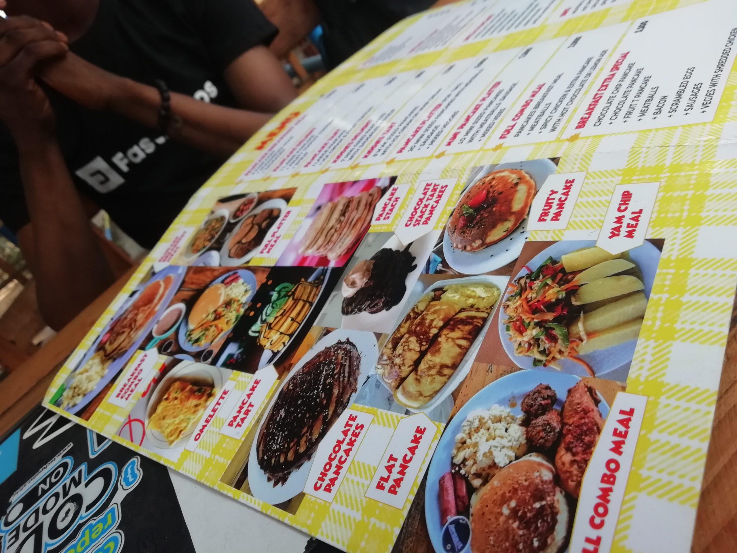 breakfast restaurant in Yaba