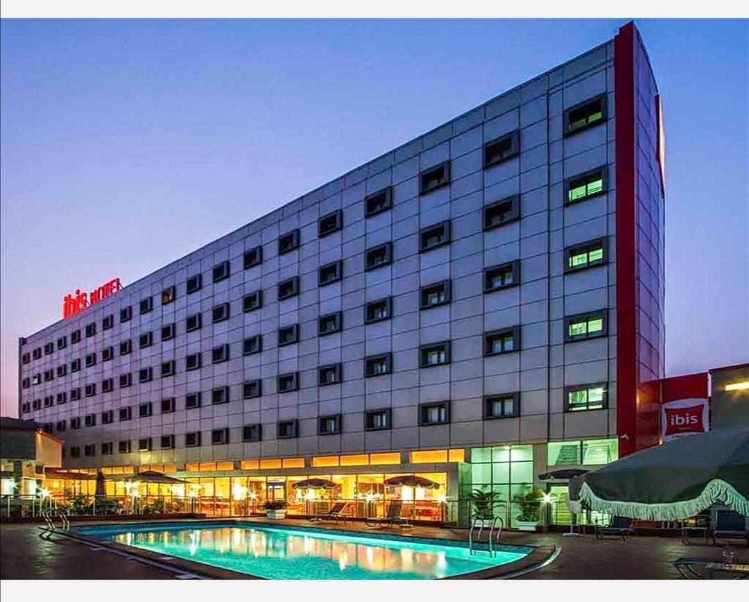 hotel palace Lagos