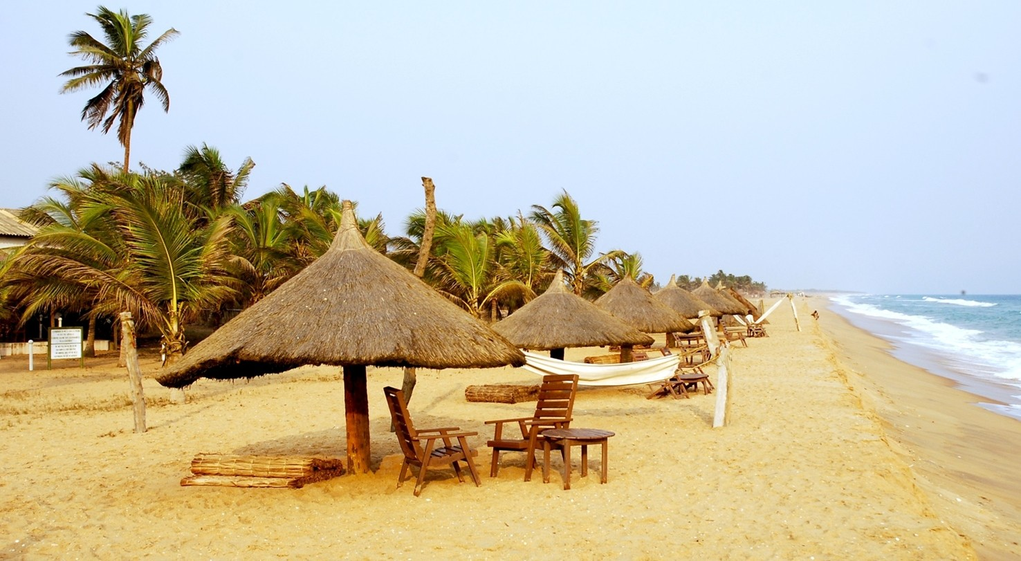 Kamp Ikare Beach Resort