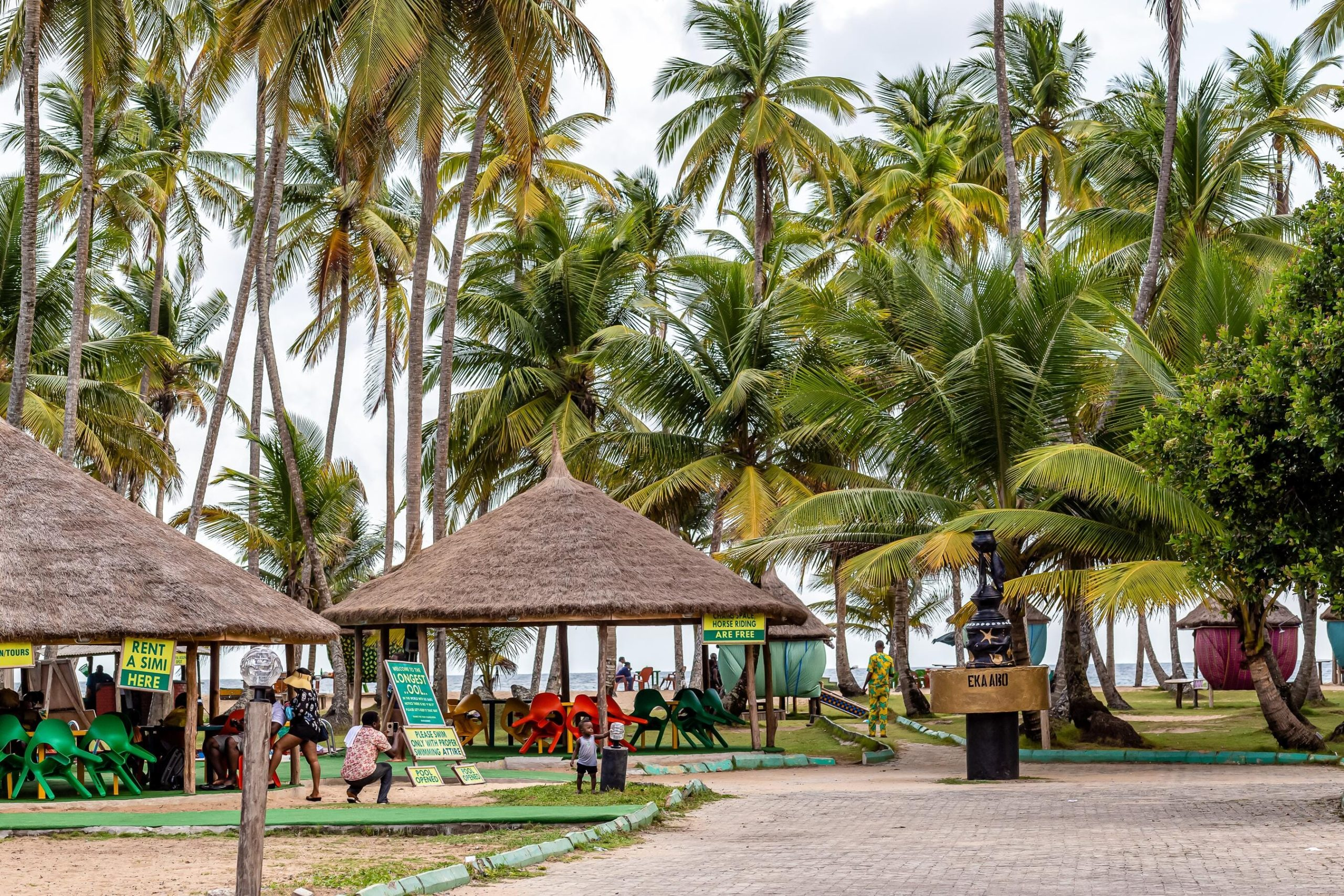 Beach resorts in Lagos