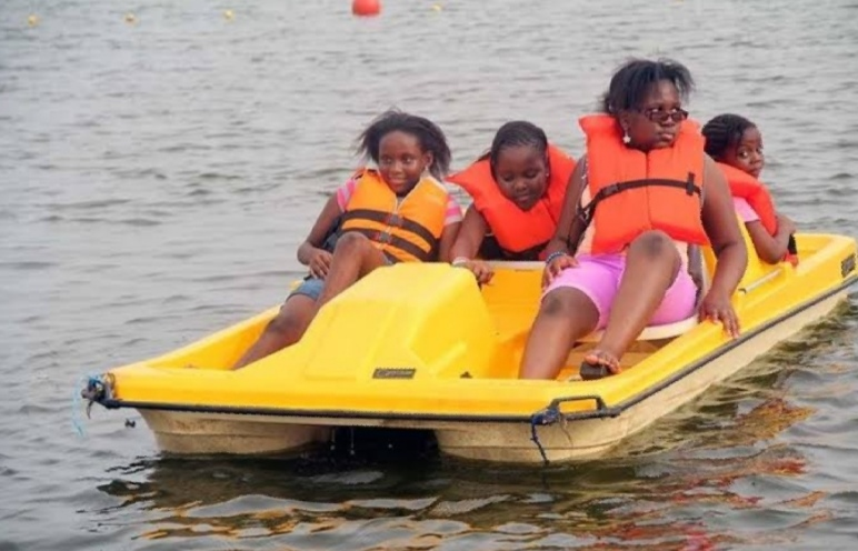 How I finally visited Lekki leisure Lake in Lagos