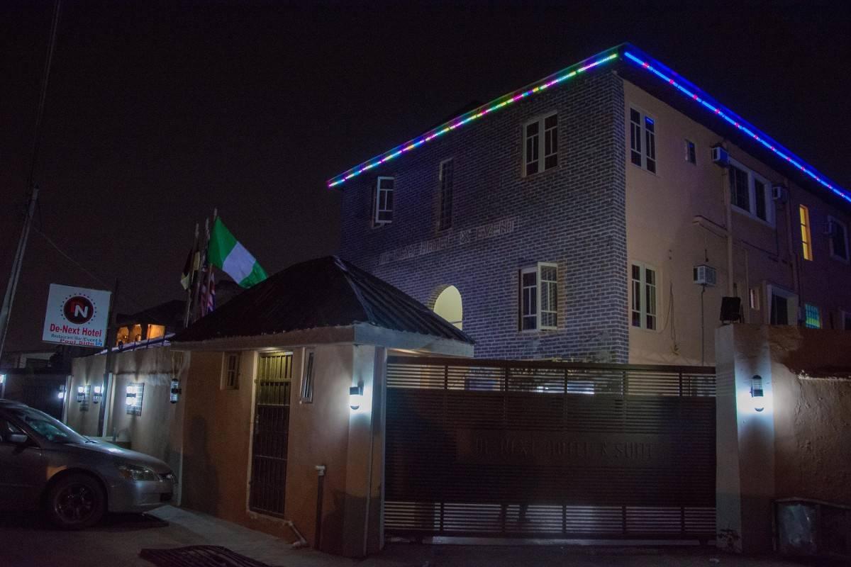 De-Next Hotel Yaba