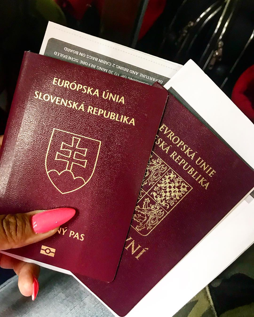 Slovakia visa requirements for Nigerian citizens