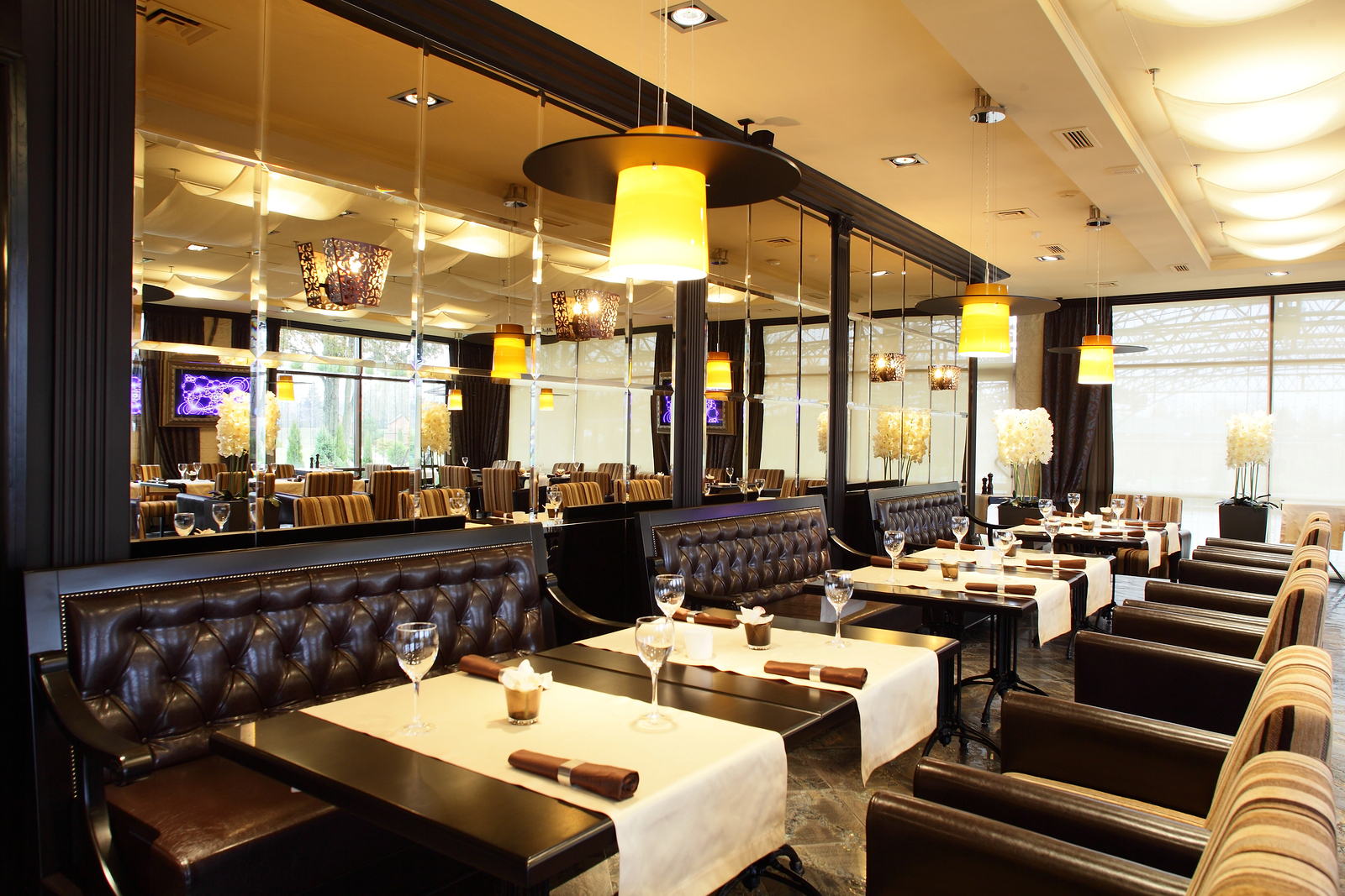 luxurious restaurants in Ikeja