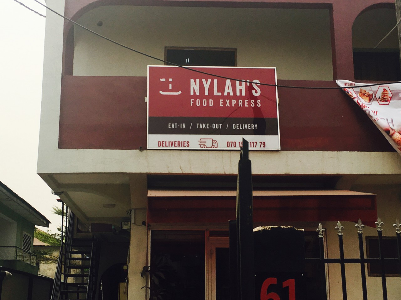 restaurants in Yaba