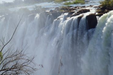 Waterfalls in Africa