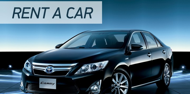 Hire a car in Lagos