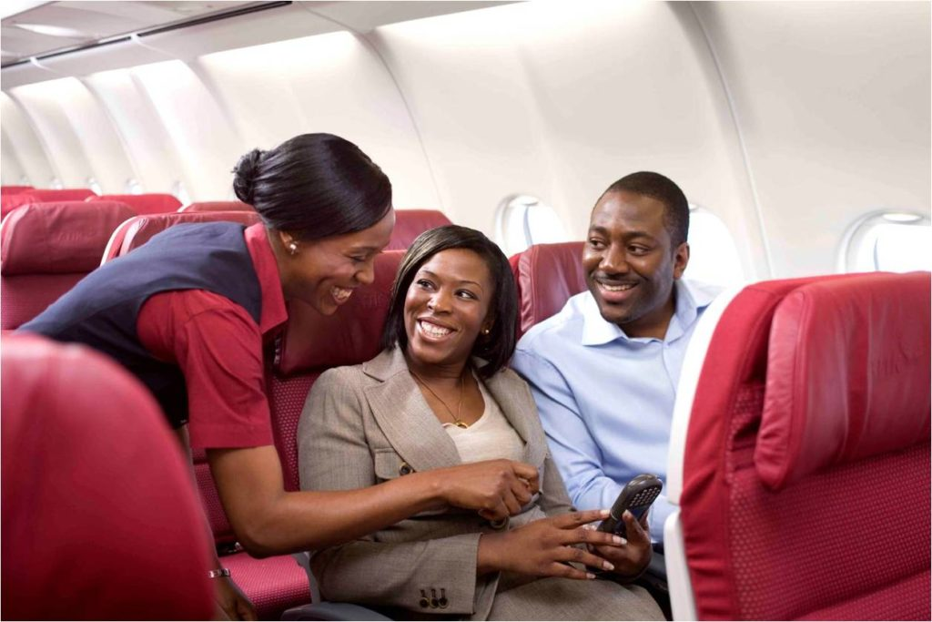 Local flights in Lagos