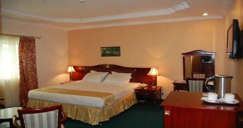 hotels in Lagos under 20k