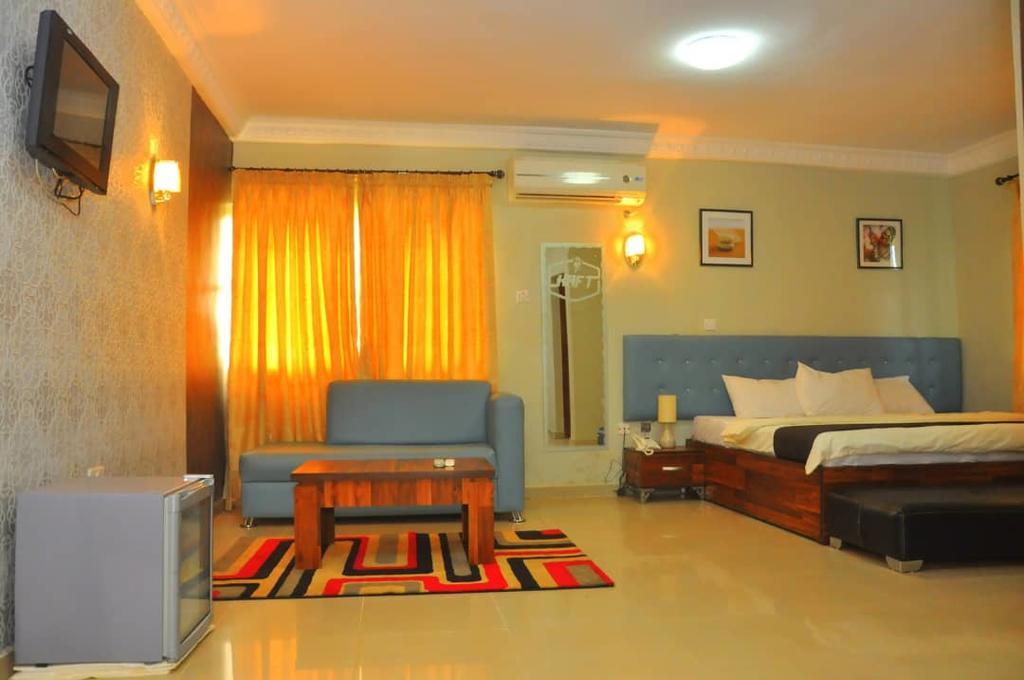 hotels in ikorodu