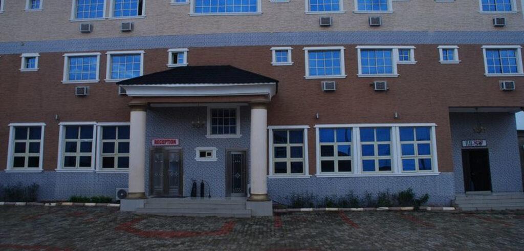jaftel hotel ikorodu