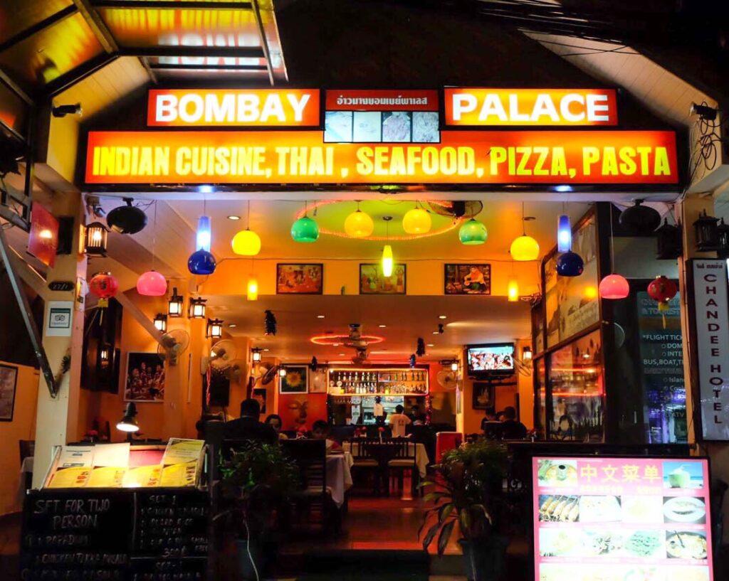 Bombay Palace Restaurants