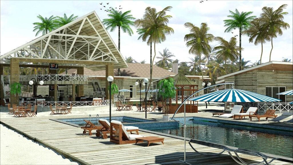 Halemson Beach Resort