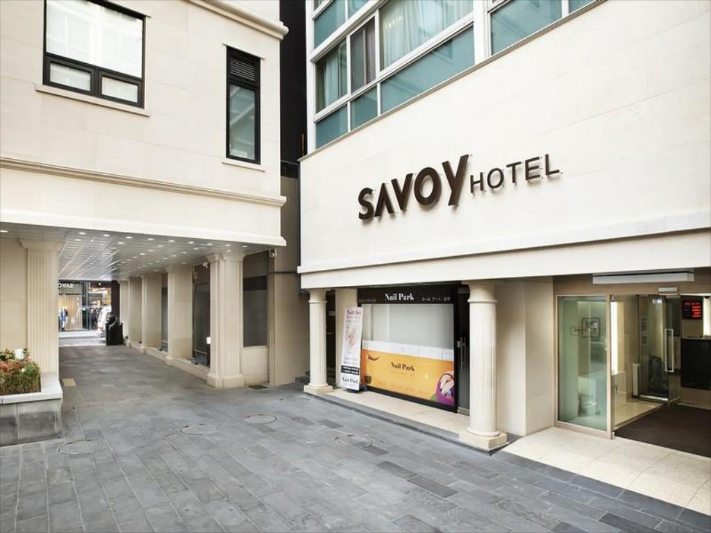 Savoy Hotel badagry