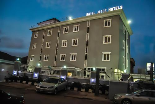 hotels in oshodi