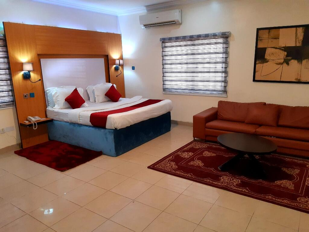 extended stay grand hotel lekki