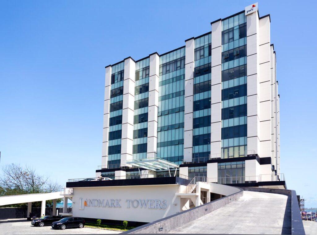 landmark hotel victoria island