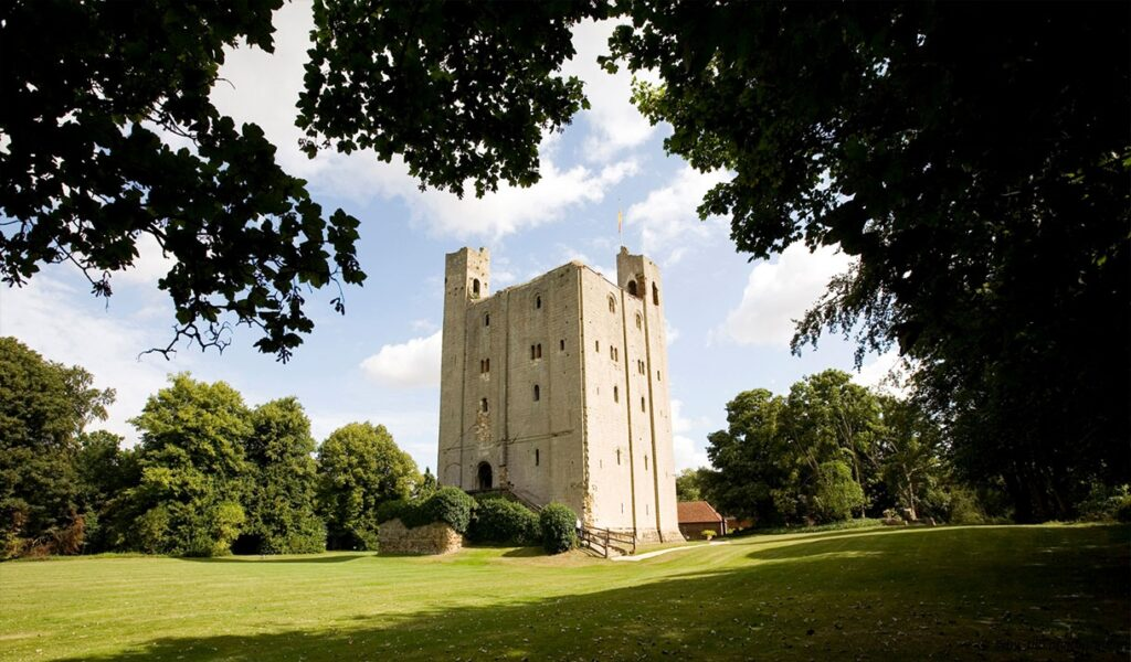 Castle Hedingham Essex