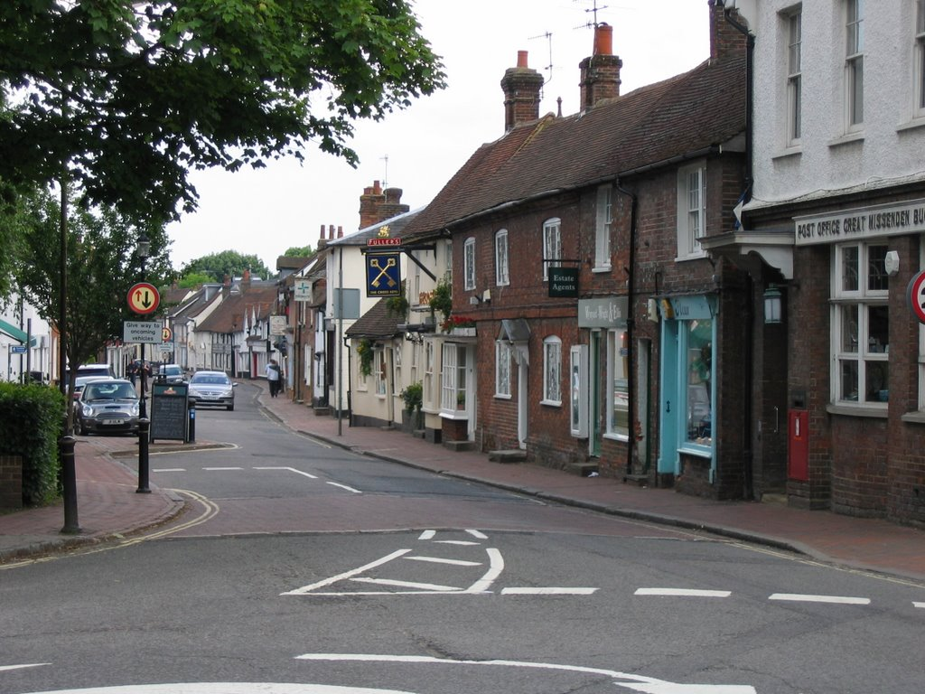 Great Missenden bucks