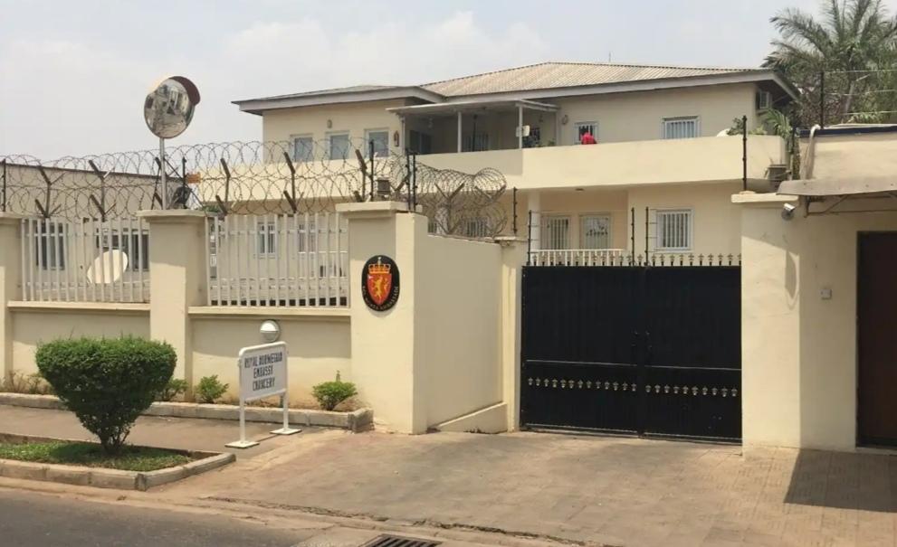 Norway embassy Nigeria