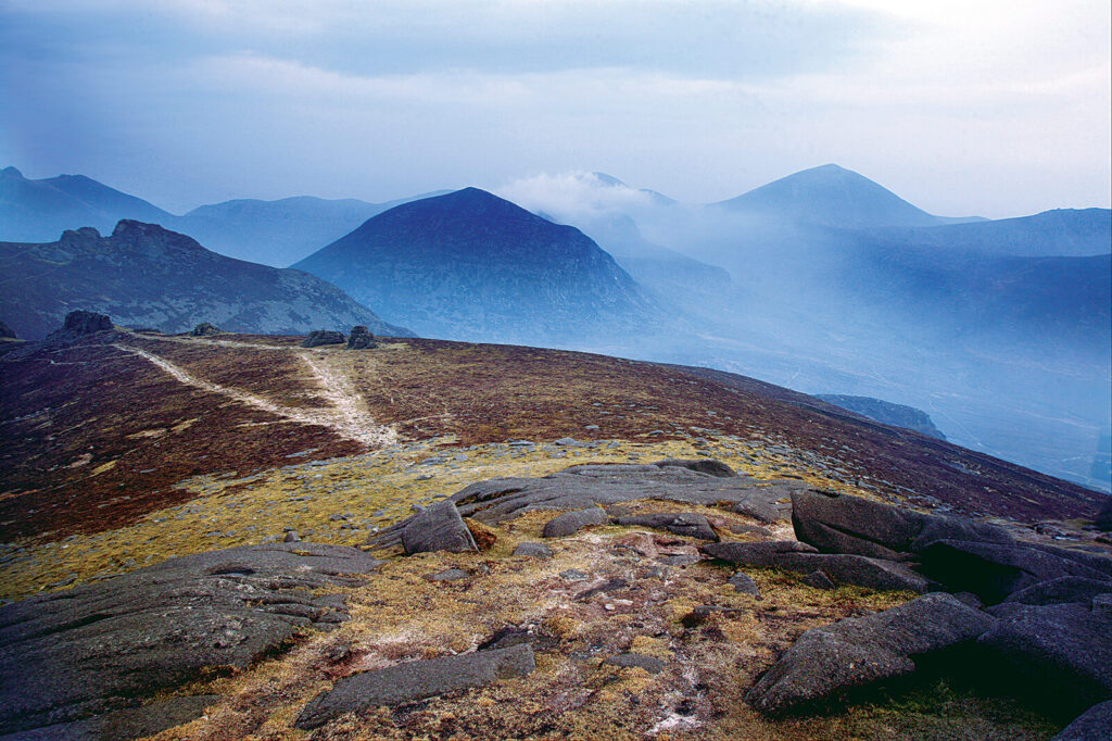 The Mourne Mountain