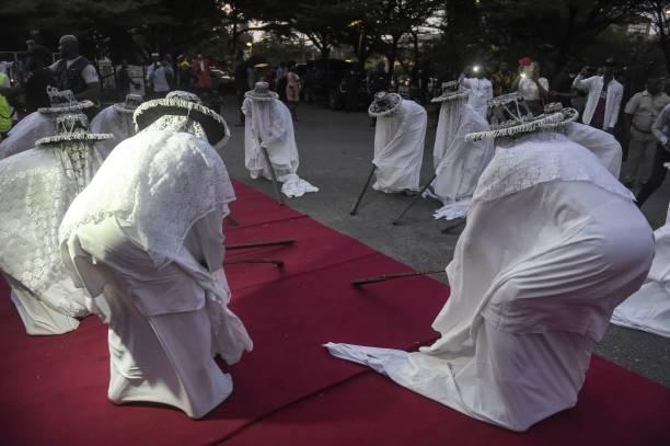 eyo festival history