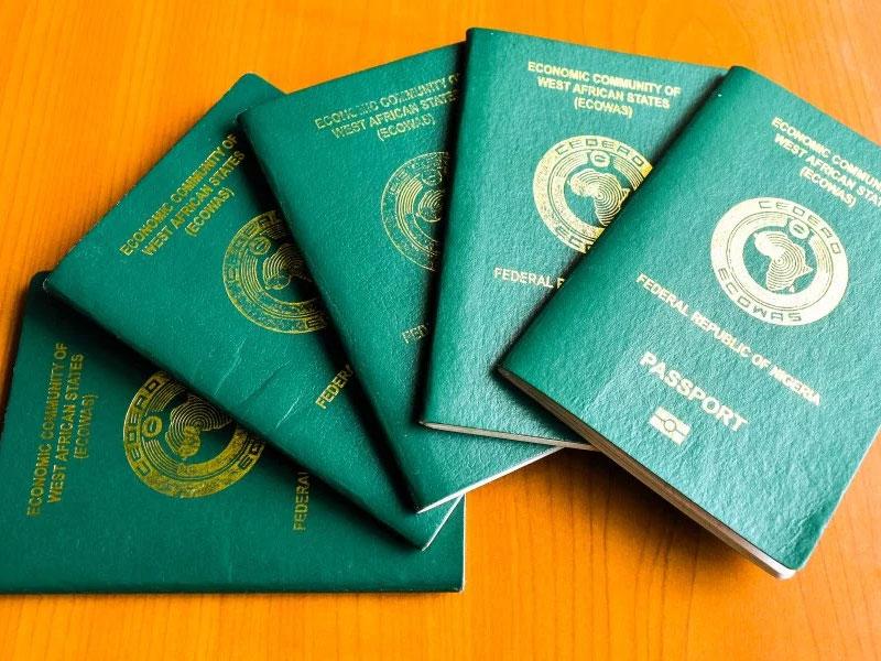 How to get an international passport inNigeria