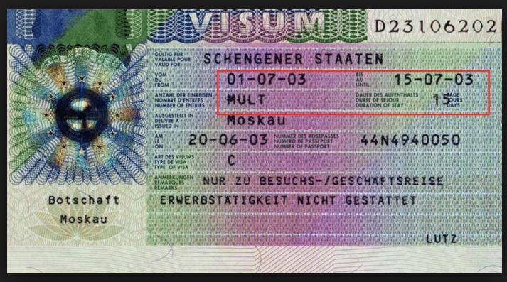 types of Norway visa