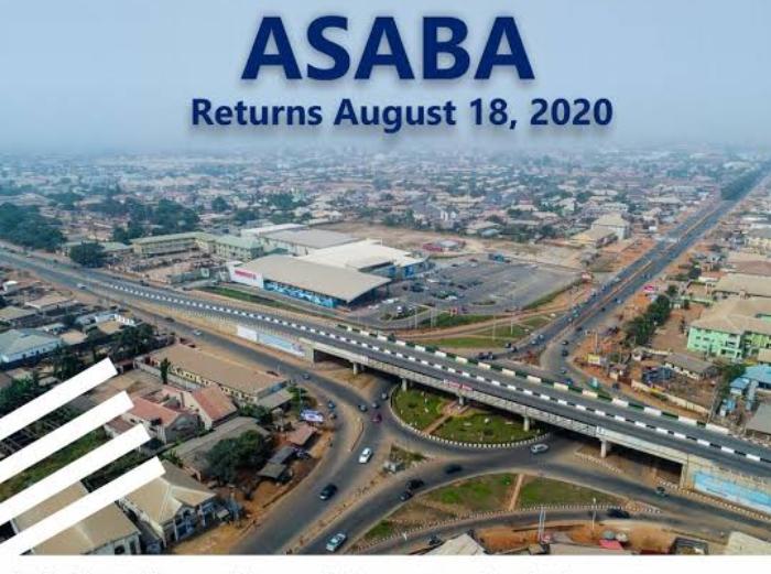 Lagos to Asaba flight