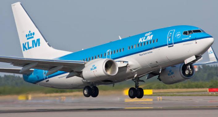 KLM-flight-booking