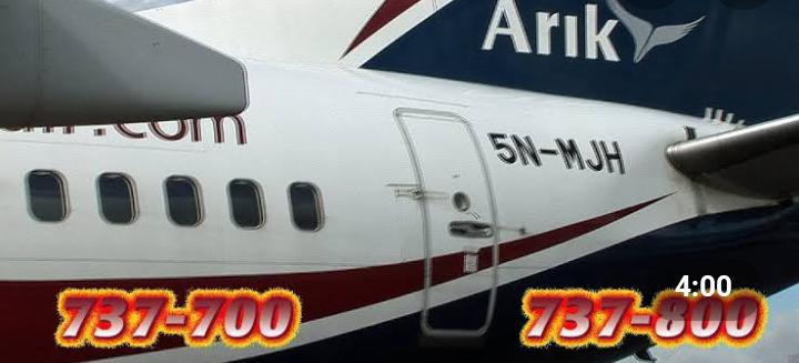 flight from Benin to Lagos