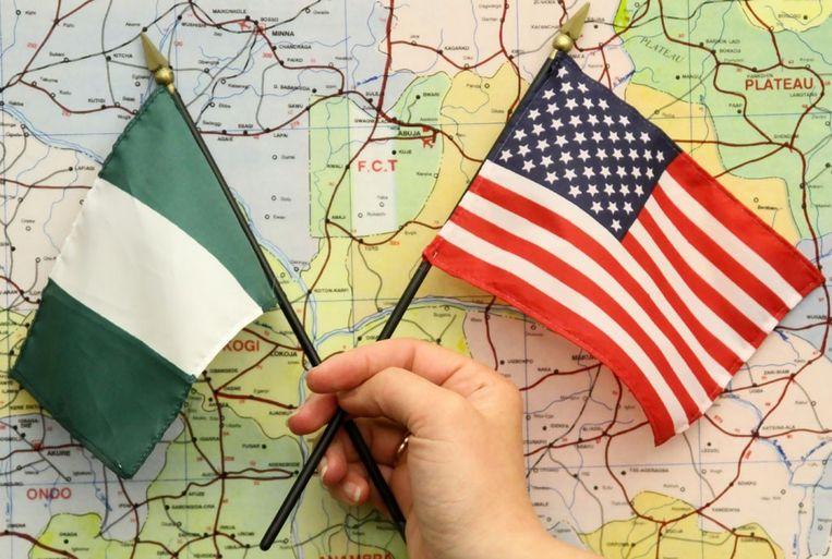 usa visa in Nigeria
